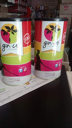 GINSENG GINCO SOLUBILE GIN-CO 900G