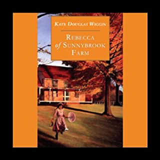 Rebecca of Sunnybrook Farm                   By:                                                                                                                                 Kate Douglas Wiggin                               Narrated by:                                                                                                                                 Lorna Raver                      Length: 8 hrs and 14 mins     121 ratings     Overall 4.4