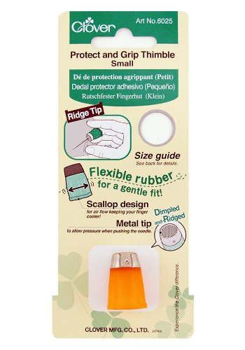 Clover Protect & Grip Thimble Small-
