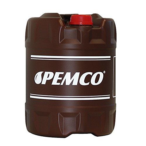 Pemco 1 x 20L M.O. SAE 40/Einbereichsöl für Diesel und Benzin Motoren Getriebeöl Hydrauliköl