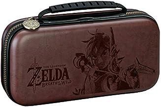 Nintendo Switch Lite Game Traveler Deluxe Travel Case - The Legend of Zelda, Brown [video game]