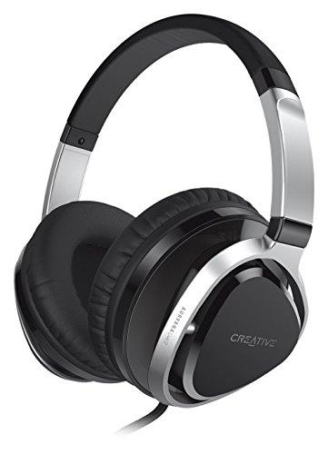 test Kreatives Aurvana Live!  Zwei runde Kopfhörer (mit einem 40-mm-Neodym-Treiber… Deutschland