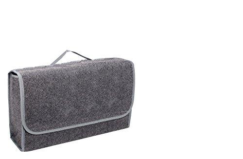 INTERINNOV Kofferraumtasche - Organizer Werkzeugtasche - 48 x 16 x 32 cm