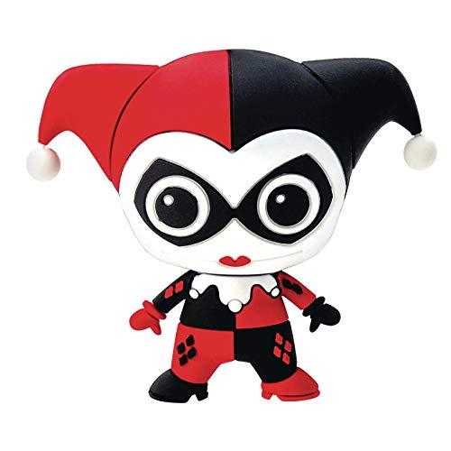 418jrAjIHfL Harley Quinn Magnets