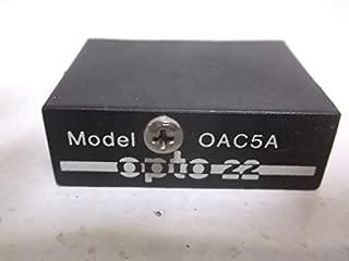 OPTO 22 OAC5A RELAY OUTPUT MODULE NEW NO BOX
