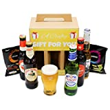 """A Crafty Gift For You"" Premium Beer Hamper 
