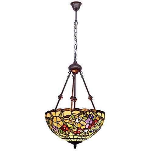Kroonluchter De klassieke landhuisstijl anti-kras duim Tiffany-stijl mode hanger voor entertainment plaatsen plafond