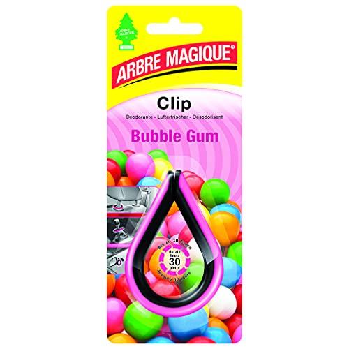Arbre Magique PER90538 Parfum pour Voitures en Clip, Rose, Single Pack