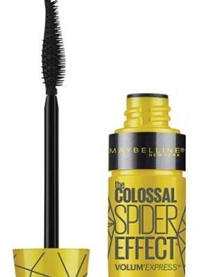 ONLY 1 IN PACK Maybelline Volum' Express The Colossal Spider Effect Mascara, 221 Glam Black by Maybelline