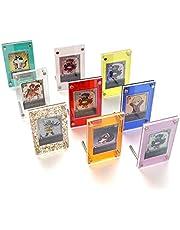 【シールドPRO】 選べる10色 トレカ ディスプレイ ケース トレーディングカード スクリューダウン クリアフレーム 保管 展示 収納 コレクション 国内生産