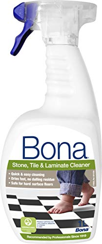 Bona Stone, Tile & Laminate Floor Cleaner 1L Spray