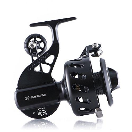 Van Staal VS200BXP Black Spinning Reel