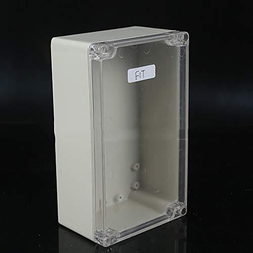 CHZIMADE 200 x 120 x 75 mm Instrument Wasserdichte Box Überwachung Sicherheit Kunststoff Power Monitoring 1 Stück