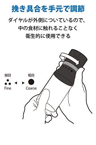 iwaki(イワキ)『耐熱ガラスごまミルホワイトKS520N-GMW』