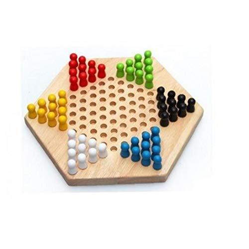 Case&Cover Capacidad Fiesta de los niños del Juego de Madera Partido Memory Stick Juego de ajedrez Diversión Bloque Juego de Mesa Educativo Color cognitiva Juguete para los niños