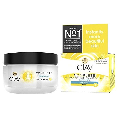Olay Complete Care Day Cream SPF15 50ml - Sensitive Skin