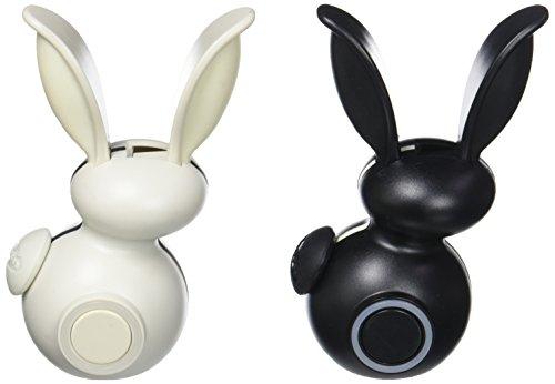 Chef´n 101-132-061 G'Rabbit Jr. Magnetic Salt and Pepper Grinder Set