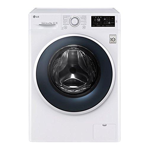 LG F 14WM 9EN0 Waschmaschine Frontlader / A+++ / 1400 UpM / NFC - Waschprgramm - Download / 6 Motion DirectDrive