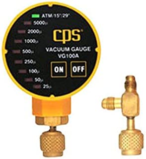 VG100A CPS Tool Tester Vacuum