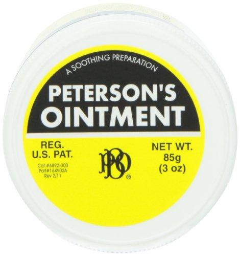 Peterson's Hemorrhoidal Ointment, 3 Ounces