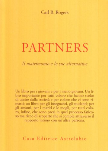 Partners. Il matrimonio e le sue alternative