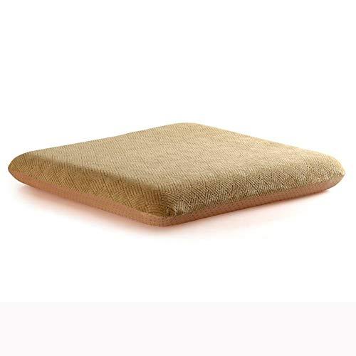 XGXQBS Großes Komfortsessel Pad, Memory Foam Seat Cushion Non -Slip Coccyx Cushion Washable Chair Pad für Bürostühle, Recliner