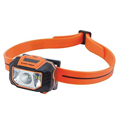 Klein Tools 56220 LED Light, Hard Hat Headlamp, Flood Light and Spotlight...