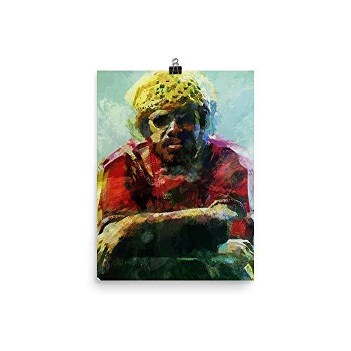 Affiche de Lonnie Liston Smith Astral Traveling Jazz Funk