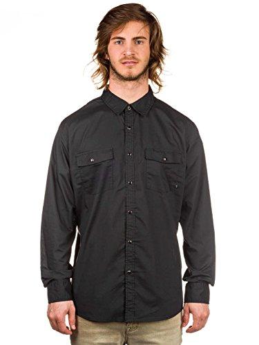 BRIXTON Herren Hemd lang Wayne Shirt LS