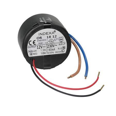Indexa Netzgerät ORBIT-12/1500U 12V DC, 1,5A Gleichstromversorgung 4015162321623
