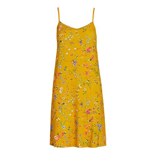 PIP Studio Diezel Petites Fleurs Nachthemd ohne Arm Yellow L