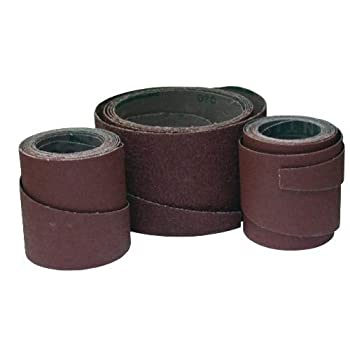 Powermatic - PM2244 Precut Abrasive 100 Grit - 3 Pack  1792204