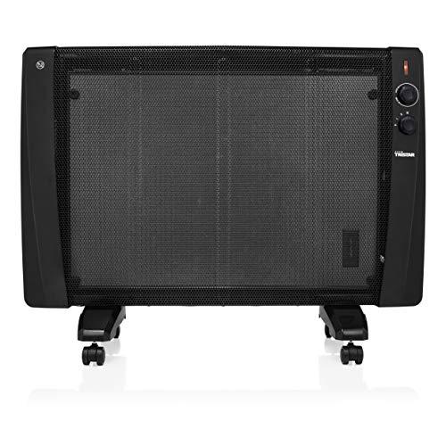 Tristar Elektroheizung Mica - 2000 Watt, 3 wählbare Heizstufen, Überhitzungsschutz, Sicherheitsschalter, KA-5220