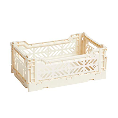 Hay Colour Crate S Off-White