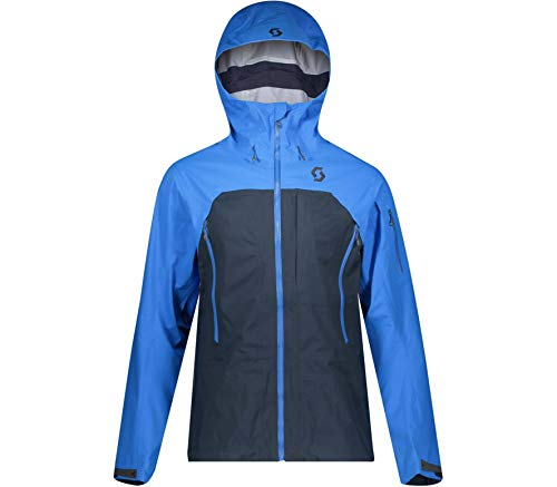 Scott Explorair 3L Jacket Skydive Blue 2 Größe: L