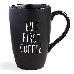 But First Coffee Mug - Amazon Prime