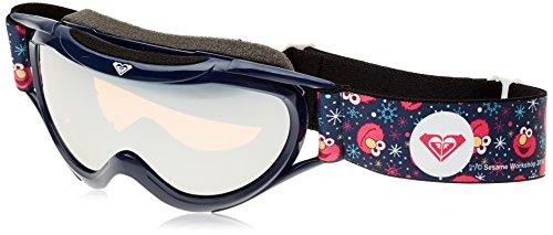 Roxy Mädchen Snowboard Goggles LOOLA2 G, mehrfarbig, One size