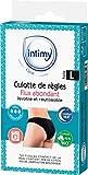 INTIMY Culotte de Règles Flux Abondant Taille L