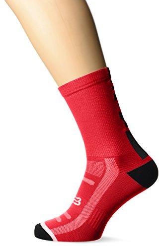 Fox Socken 8 Logo Trail Flame 18464-122-L/XL, Red, Größe L/XL
