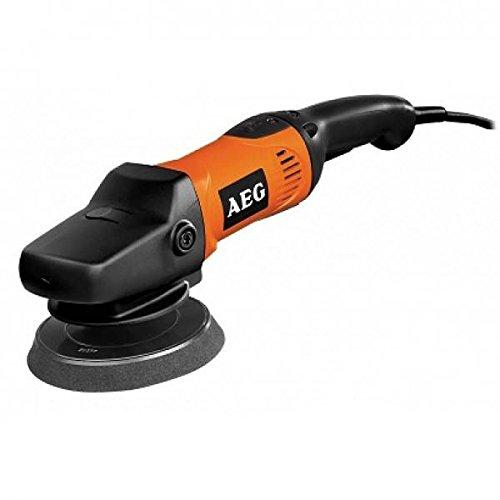 AEG Powertools 0000139Poliermaschine 150mm Elektrisch mit 1.200W pontecia-, und variabler Geschwindigkeit zwischen 900–2.500rpm
