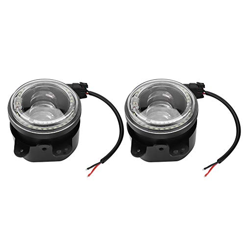 """Elerose 4""""luz de conducción de la luz de protección de la linterna del coche LED de la luz de niebla 30W"""