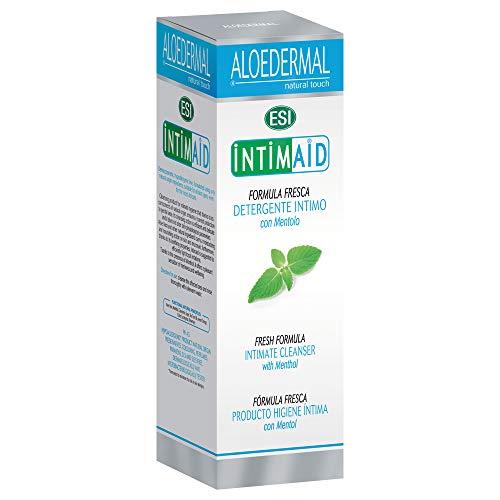 ESI Jabón Intimo con Aceites Esenciales de Manzanilla y Salvia - 250 ml