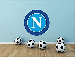 SSC Napoli FC Italy Soccer Football Sport Home Decor Art Wall Vinyl Sticker 55 x 55 cm