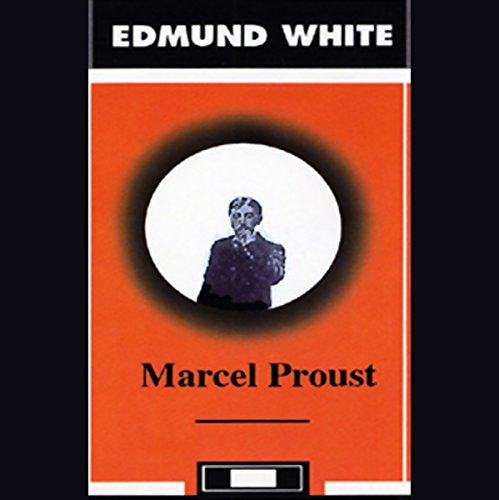 Marcel Proust audiobook cover art