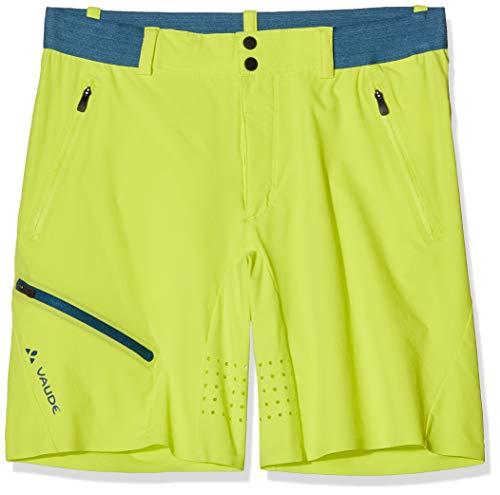 VAUDE Men's Scopi LW Shorts II Pantalon Homme, Vert Vif, 56