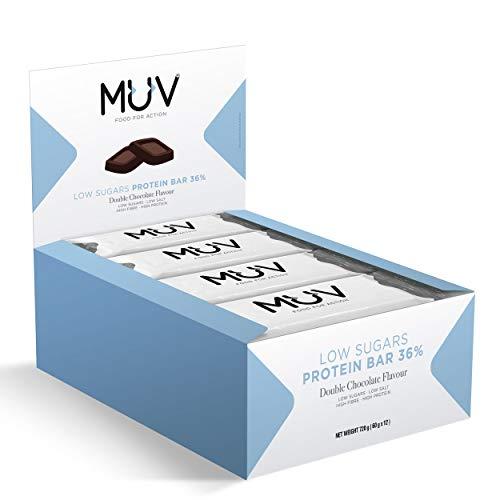 Muv Food For Action, barretta proteica a basso contenuto di...