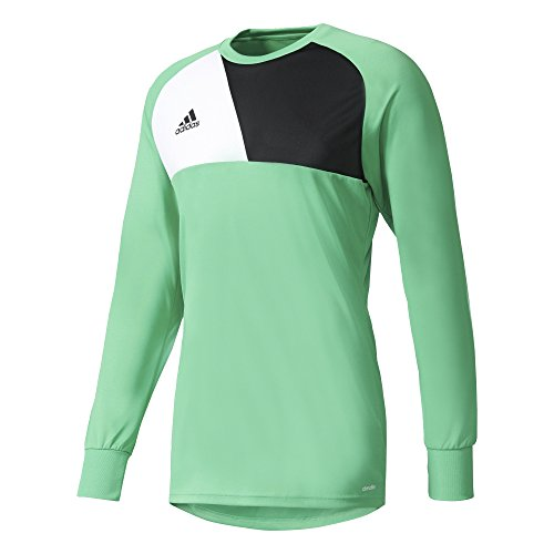 adidas Kinder Assita 17 Torwarttrikot, Energy Green, 140