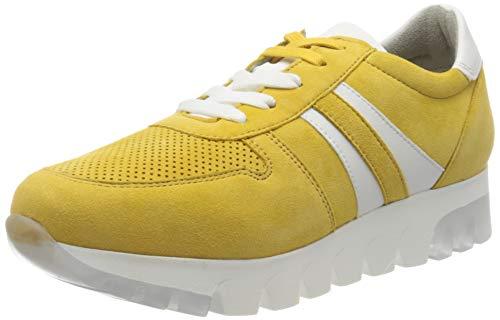Tamaris Damen 1-1-23749-24 Sneaker, Gelb (Sun Suede 674), 39 EU