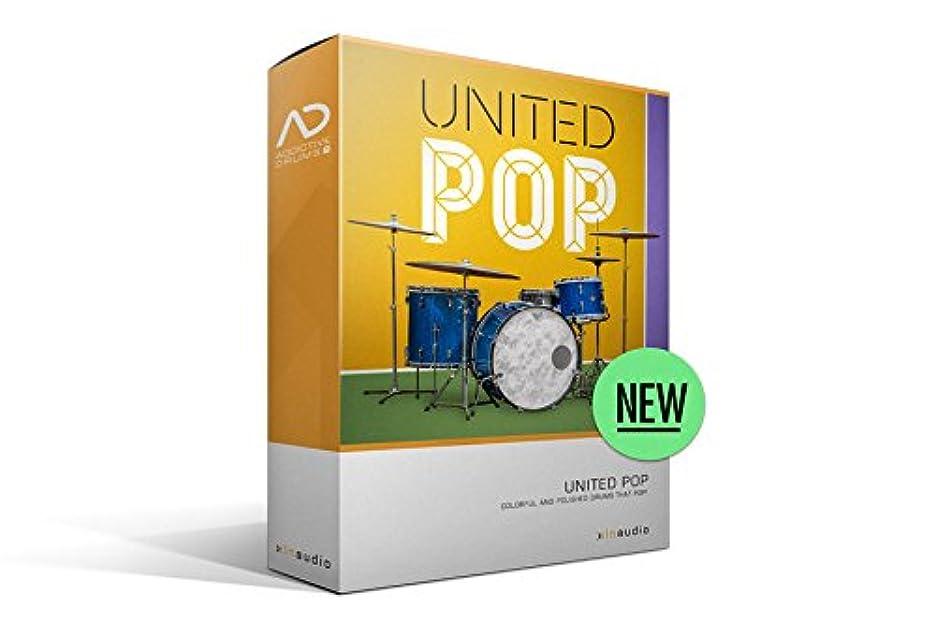 フランクワースリー発行人道的XLN Audio Adpak UNITED POP Adpak/拡張音源ソフト (XLNオーディオ)