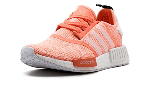 Damen Sneaker adidas Originals NMD_R1 W Sneakers Women, lachsfarben EU 36 2/3 (UK 4, 4D)